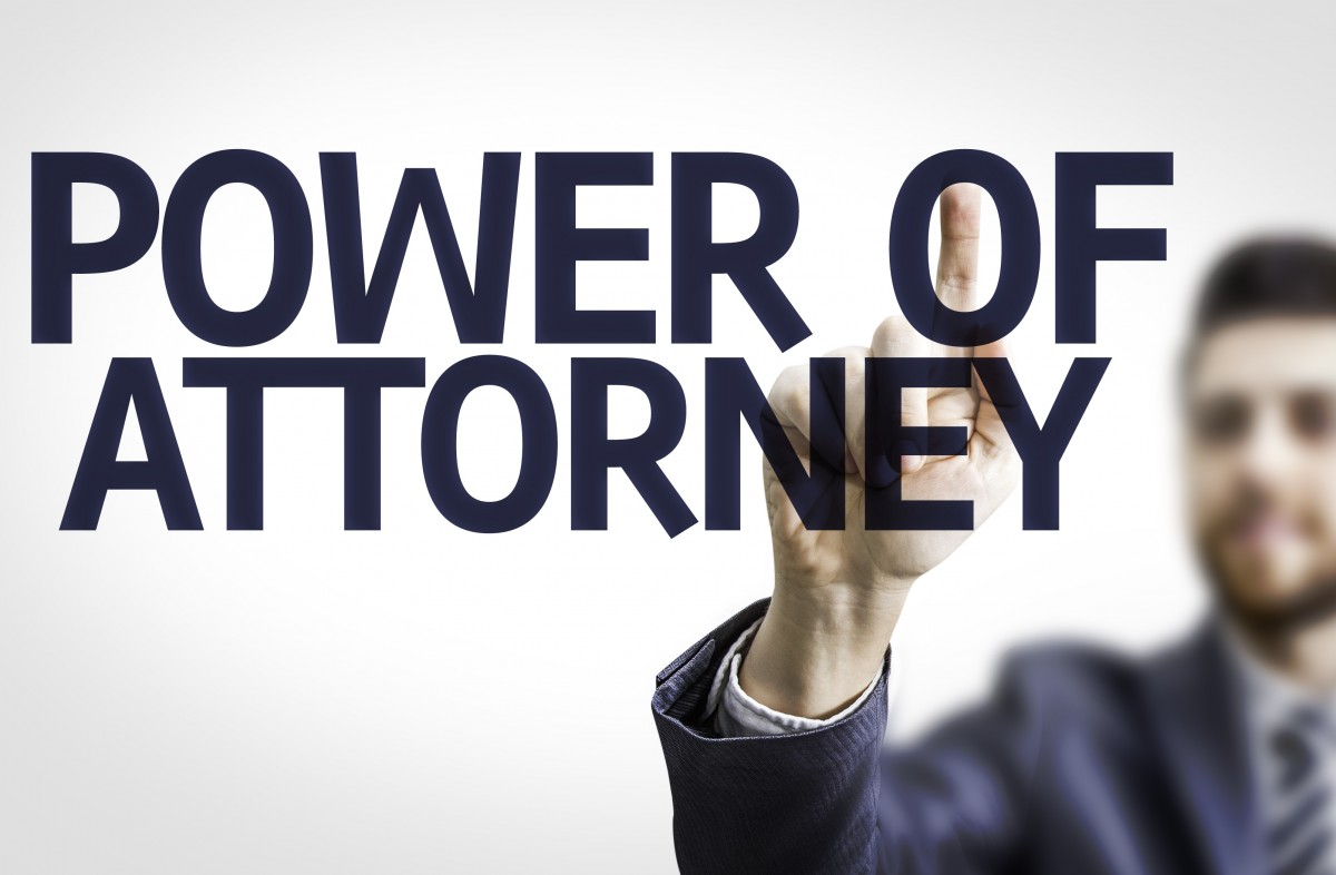 Power Of Attorney Los Angeles